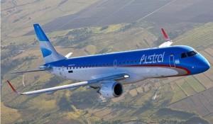Aerolineas retoma voos diários para o Rio e suas operações em Salvador