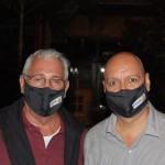 Aldo Migone, da Del Bianco Travel Experience, e Marcos Bastos, da Via Capi