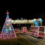 Canela recebe turistas do BusTour  Foto Divulgação