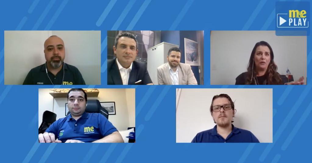 M&E Play entrevista Carlos Antunes, gerente Regional de Vendas da Copa Airlines no Brasil. Participarão também os gerentes Raphael de Lucca e Jaqueline Ledo