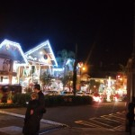 Comércio de Gramado também tem iluminação natalina