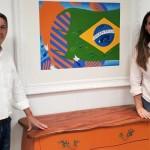 Eloi Oliveira e Sheila Ramos - Foto divulgação