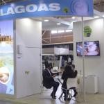 Estande de Alagoas