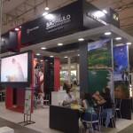 Estande do Estado de São Paulo