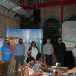 Executivos de operadoras de viagem também prestigiaram o evento