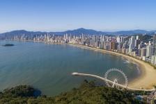 Roda-gigante de Balneário Camboriú lança site oficial nesta sexta (4)