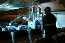 Azul inicia processo de limpeza com tecnologia ultravioleta