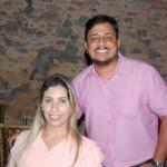 Igor Portela e Joice Moura, da CVC Realengo