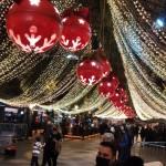 Iluminação especial nas ruas de Gramado