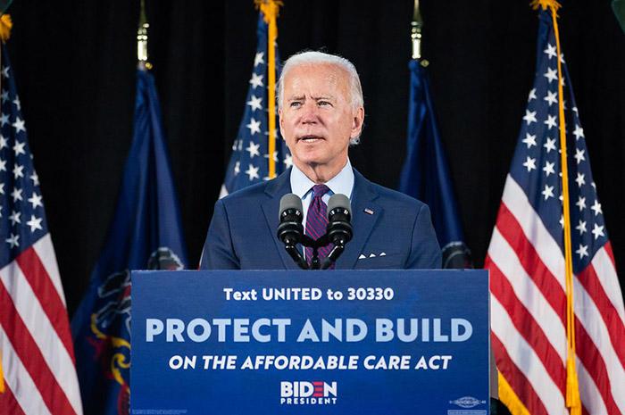 Joe Biden será o 46º presidente dos Estados Unidos (Divulgação)