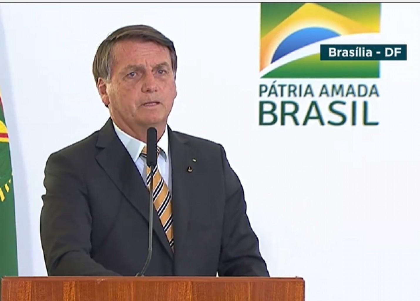 Bolsonaro sanciona PL de ajuda ao turismo e eventos, mas veta redução de impostos