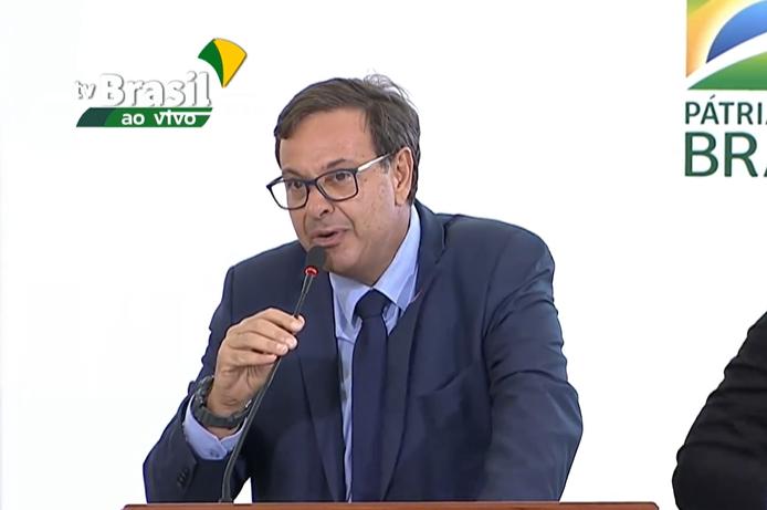 Gilson Machado Neto assume o Ministério do Turismo