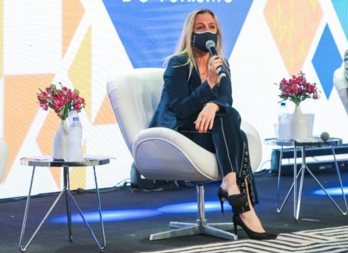 Secretária de Turismo do DF, Vanessa Mendonça. (1)