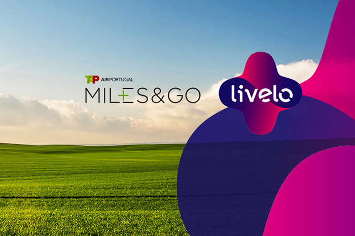 TAP Miles e Livelo