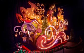 Universal Orlando Resort revela mais fotos da celebração de Natal