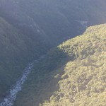 Vale da Ferradura e rio Caí