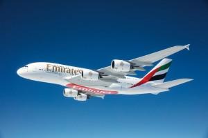 Emirates retoma operações do A380 no Brasil em outubro