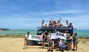 Alagoas recebe famtours de CVC e Azul Viagens