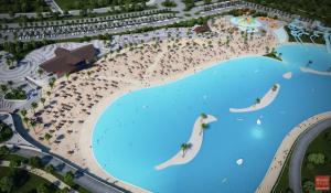 Maior praia artificial da Europa será construída a 30 minutos de Madri