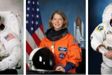 Nasa Kennedy revela os novos astronautas que entrarão para o Hall da Fama