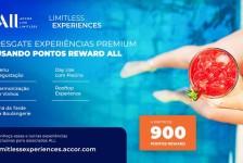 Accor lança resgate de experiências para associados ALL