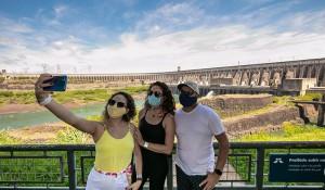 Turismo de Itaipu espera cerca de 6 mil pessoas no feriadão de Ano Novo