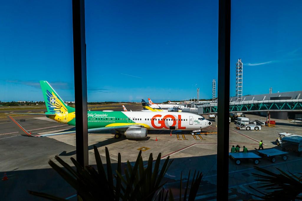 Avião da Gol _Will Recarey