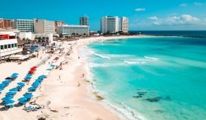 Cancún perde quase 10 milhões de passageiros internacionais em 2020