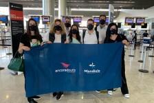 Famtour Mondiale/Ancoradouro embarca para o México