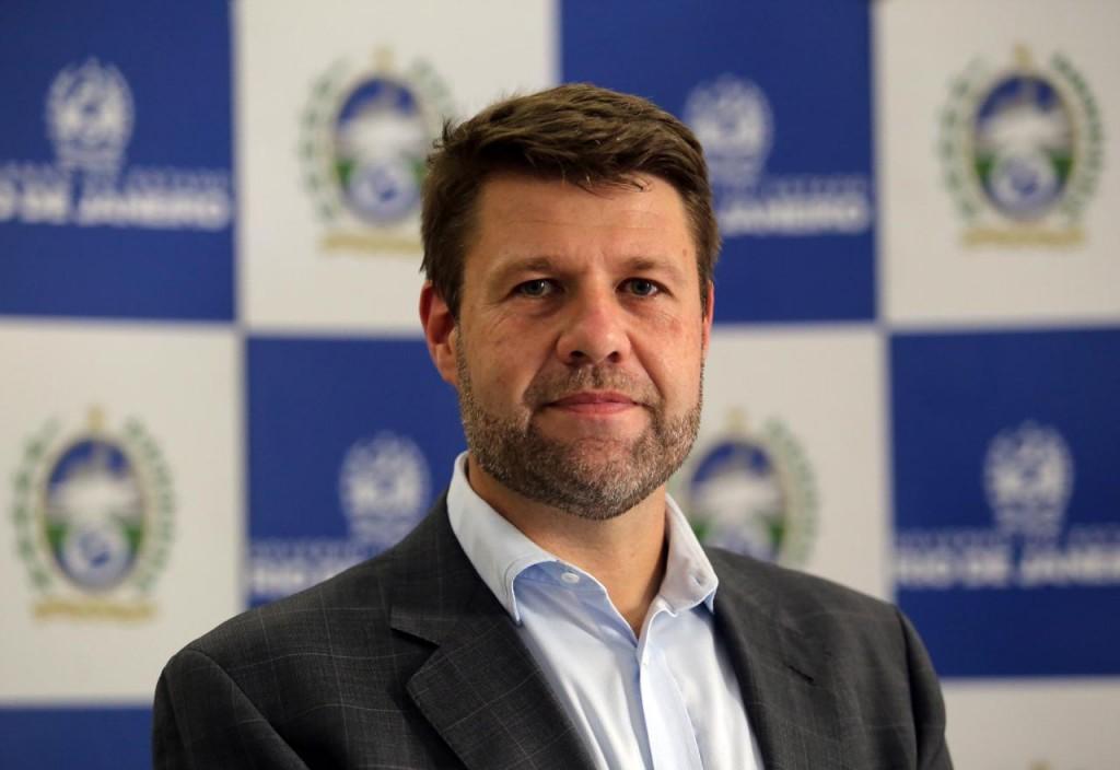 Gustavo Tutuca, Secretário de Estado de Turismo do Rio de Janeiro