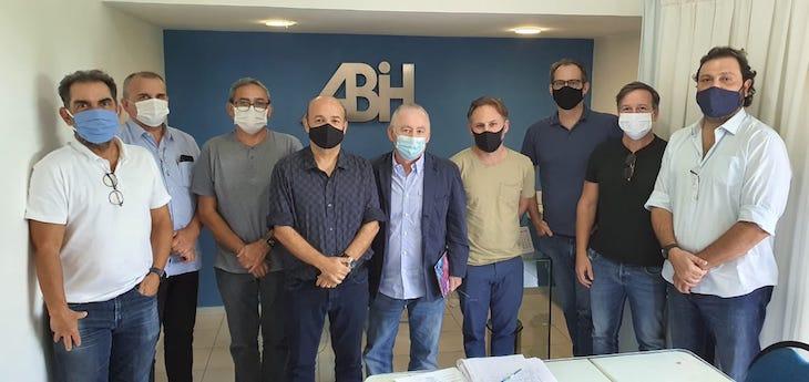 Nova diretoria da ABIH-RN