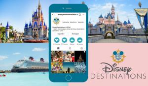 Disney lança página no Instagram dedicada ao trade da América Latina