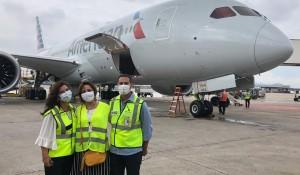 American Airlines retoma voos diários entre Miami e Rio de Janeiro