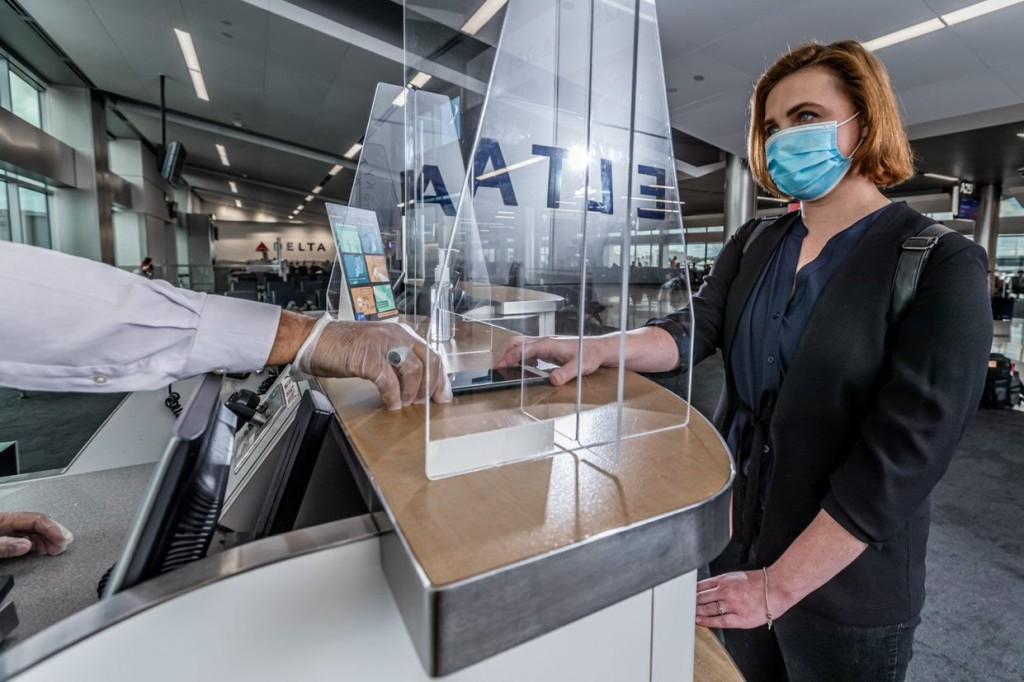 delta alfandega imigração covid 19 coronavirus