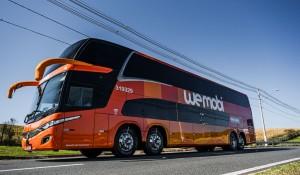 Wemobi lança novas rotas no Sul e Sudeste