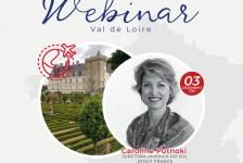 Atout France realiza webinar sobre Val de Loire nesta quinta (3)