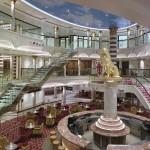 Interior do navio
