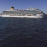 Firenze navegará pelo Mediterrâneo Ocidental