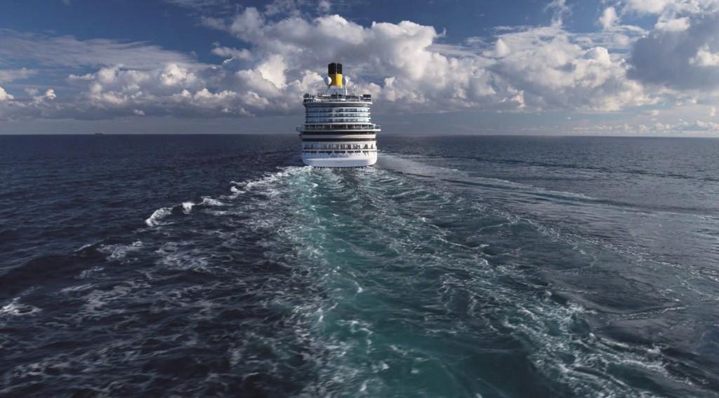 Costa Firenze começa a navegar em fevereiro