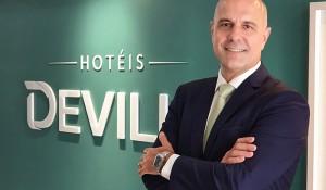 Ex-Accor assume direção de Marketing e Vendas da Hotéis Deville