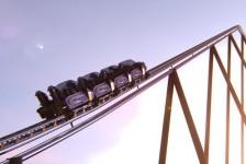Six Flags Qiddiya terá a maior e mais rápida montanha-russa do mundo