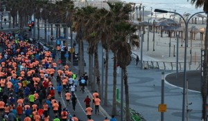 Maratona de Tel Aviv acontecerá virtualmente em fevereiro