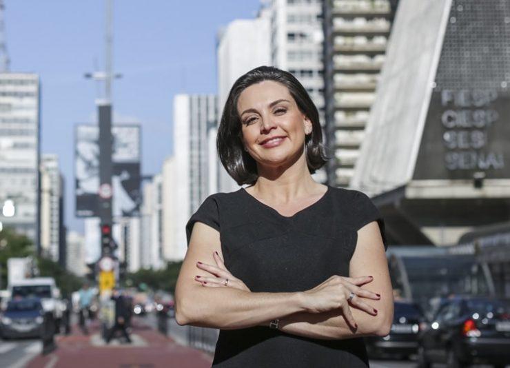 Aline Cardoso, secretária de Desenvolvimento Econômico e Turismo de São Paulo