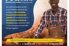 RJ lança programa de financiamento para artesãos
