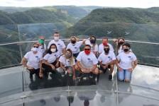 CVC Corp realiza famtour pela Serra Gaúcha