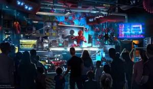 Disney terá atração inédita de Homem-Aranha na Califórnia