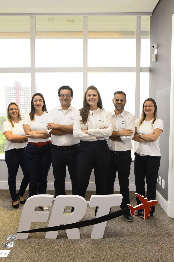 FRT tem cinco novos contratados em São Paulo