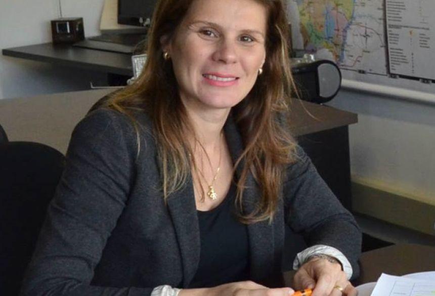Juliane Salvadori, secretária de Bonito