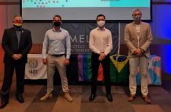 Câmara LGBT, IGLTA e Meliá apresentam Copenhagen 2021 ao mercado brasileiro