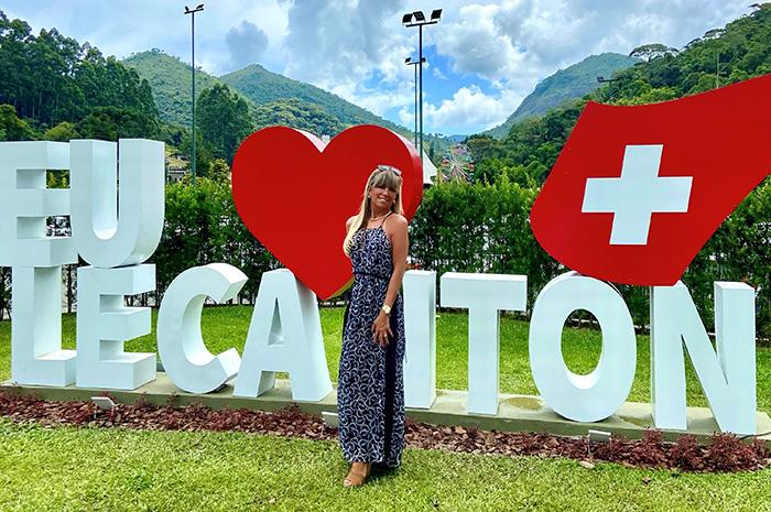 Mônica Paixão - Le Canton